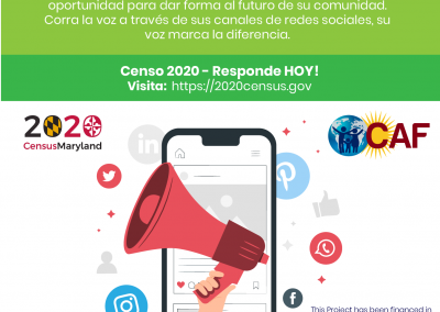 MD Censo 2020 Post 15